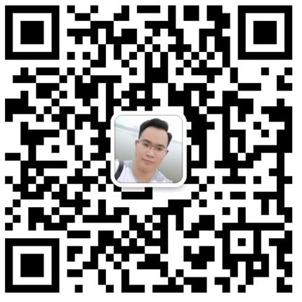 微信服务号二维码